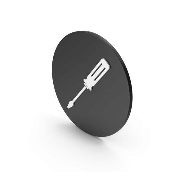 Symbols: Screwdriver Icon PNG & PSD Images