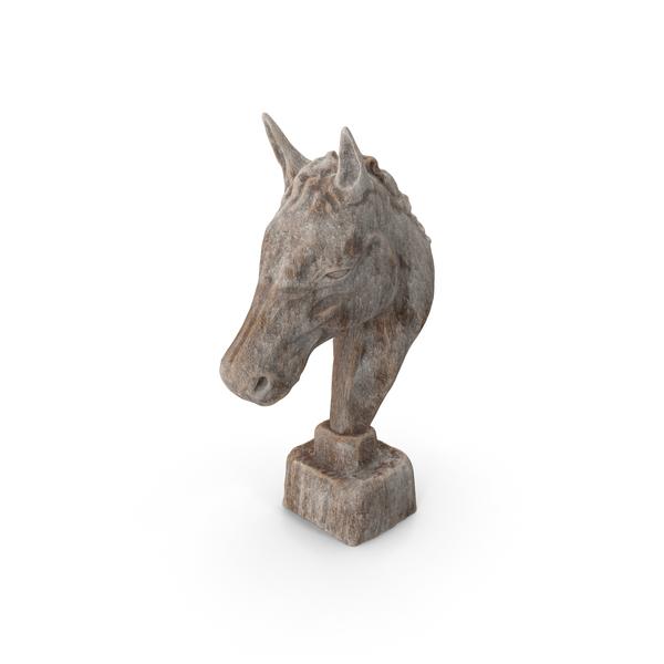 Sculpture Horse PNG & PSD Images