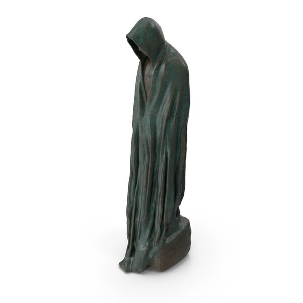 Man Statue: Sculpture PNG & PSD Images