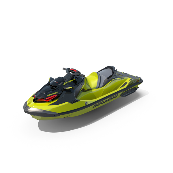 Sea-Doo RXT-X 300 Performance Watercraft 2019 PNG & PSD Images