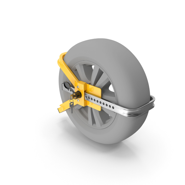 Security Anti Theft Lock with Keys PNG & PSD Images