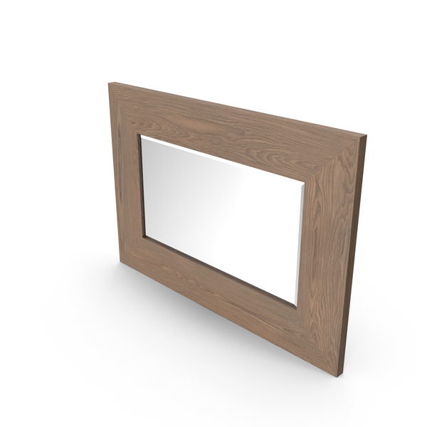 Seguro Rectangular Wall Mirror PNG & PSD Images