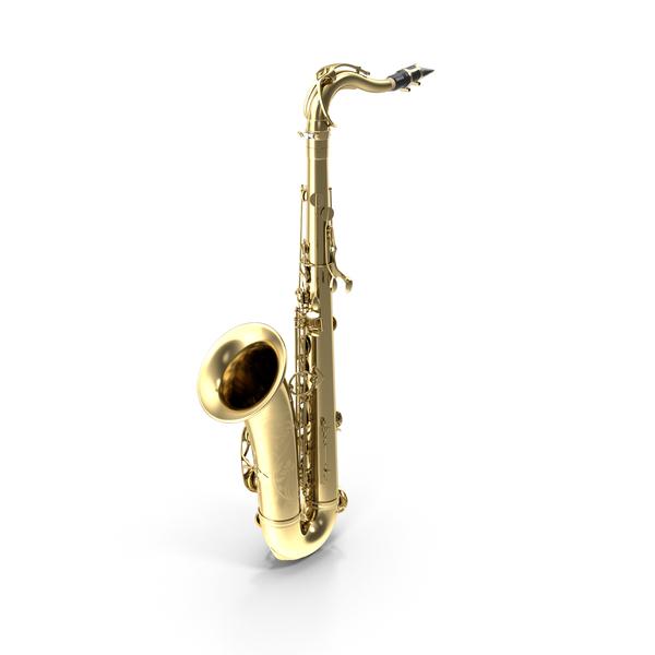 Selmer Tenor Saxophone PNG & PSD Images