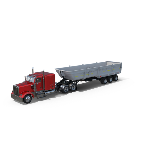 Semi Trailer Object
