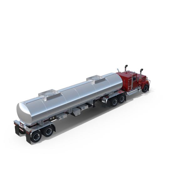 Semi Truck Tank PNG & PSD Images