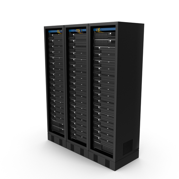 Server Rack PNG & PSD Images