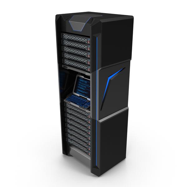 Server Terminal PNG & PSD Images