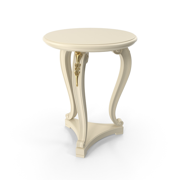 Seven Sedie Productions Pilate Modern Times Side Table PNG & PSD Images