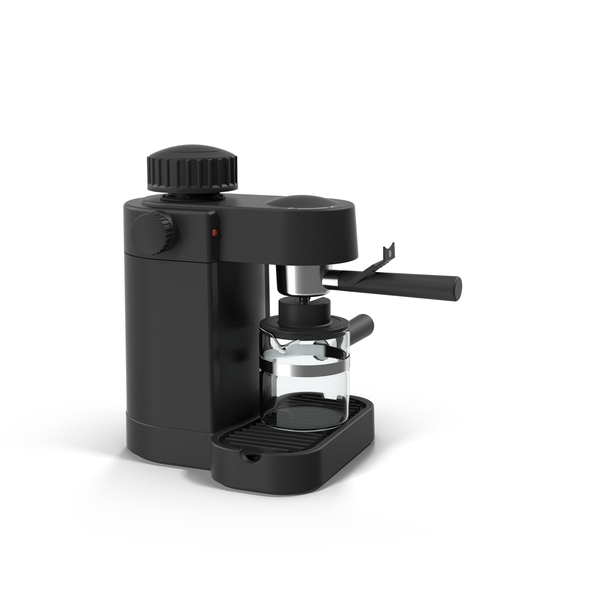 Severin Espresso Machine PNG & PSD Images