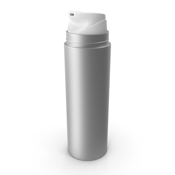 Shaving Foam Bottle Open PNG & PSD Images