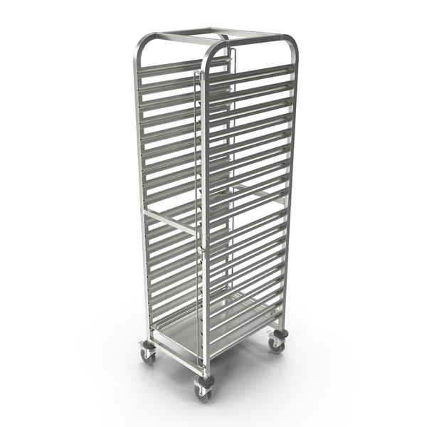 Shelved Trolley LIAM PNG & PSD Images