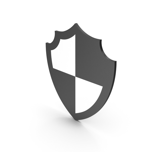 Computer: Shield Icon PNG & PSD Images