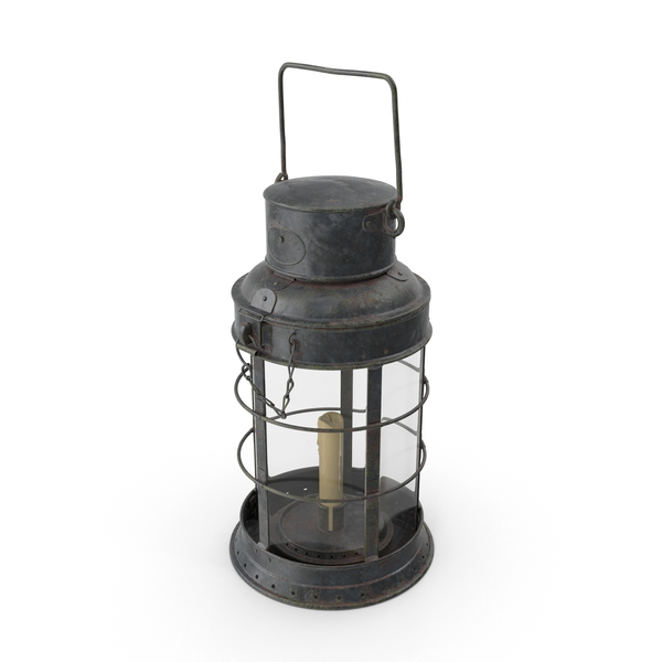Ship Candle Lantern PNG & PSD Images