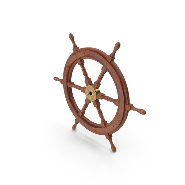 Vessel: Ship Wheel PNG & PSD Images