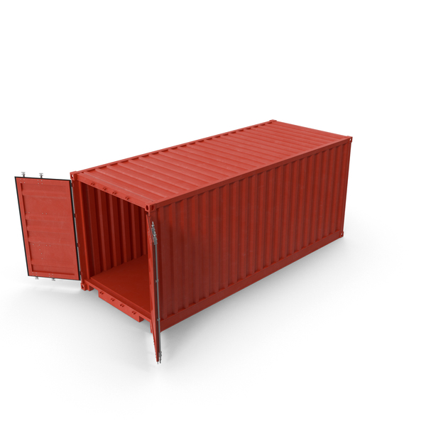 Cargo: Shipping Container PNG & PSD Images