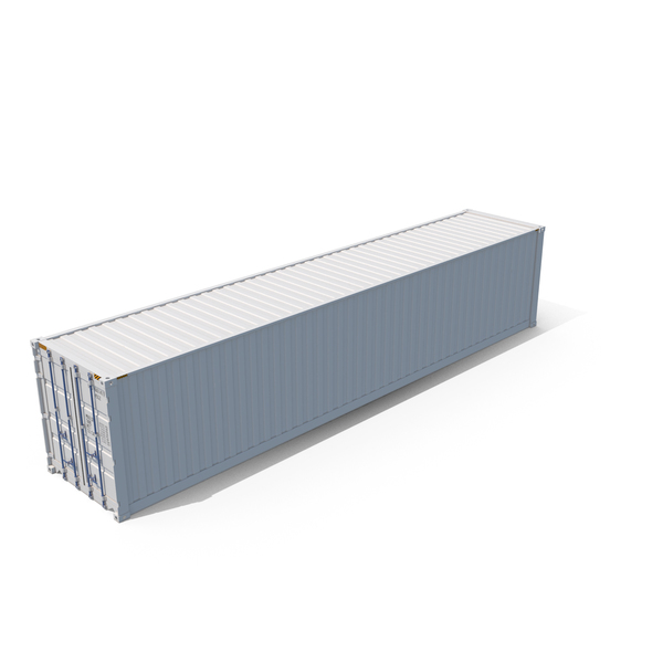 Cargo: Shipping Container Refrigerator PNG & PSD Images