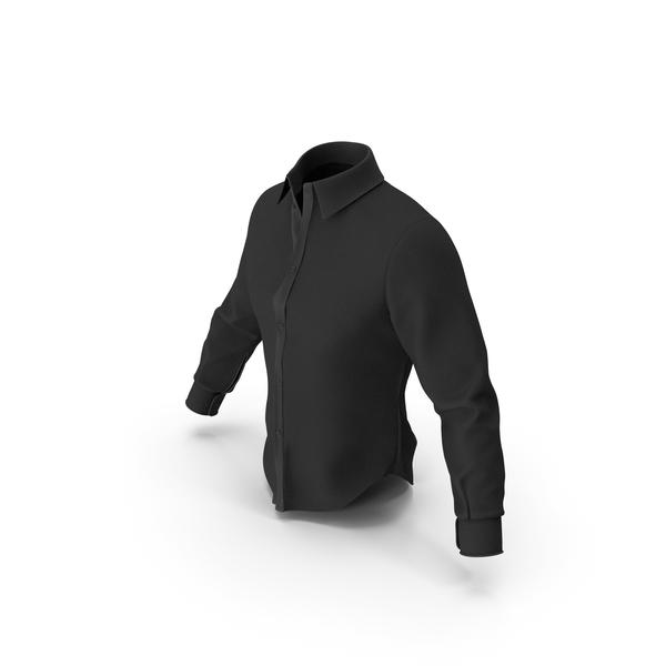 Shirt Black PNG & PSD Images