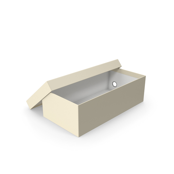 Shoebox: Shoe Box Open PNG & PSD Images