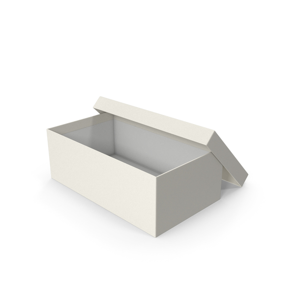 Shoe Box Opened PNG & PSD Images