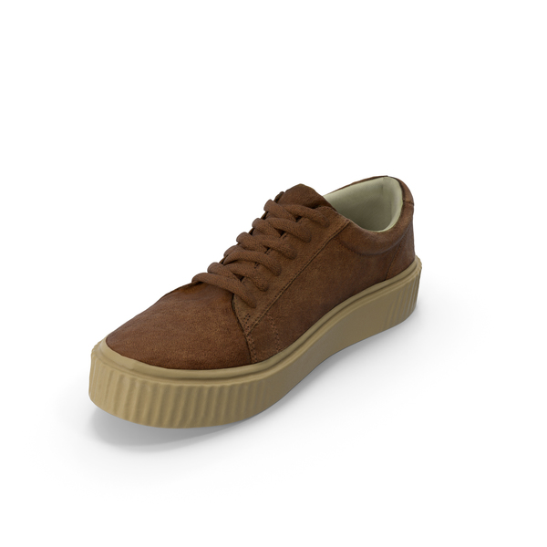 Shoes Brown PNG & PSD Images