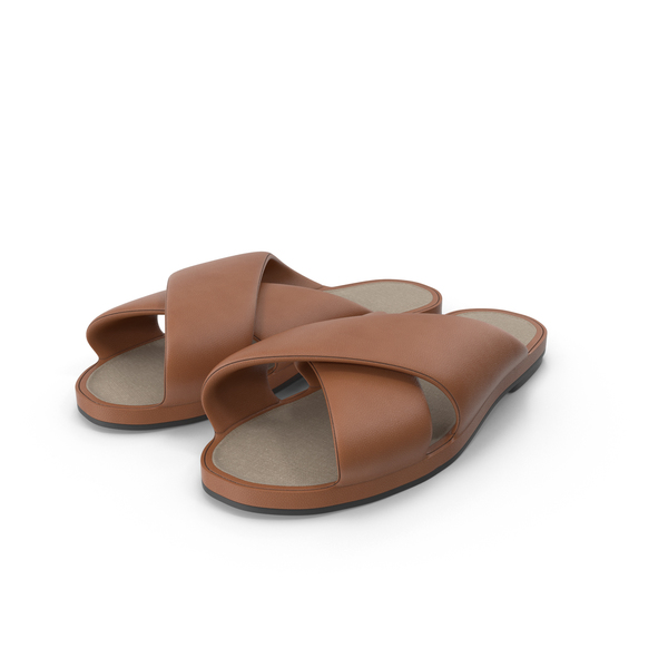 Sandals: Shoes Leather PNG & PSD Images