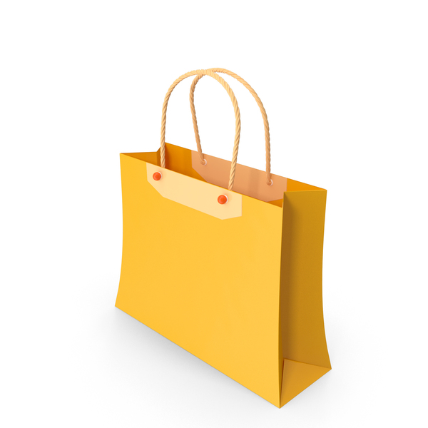 Paper: Shopping Bag PNG & PSD Images