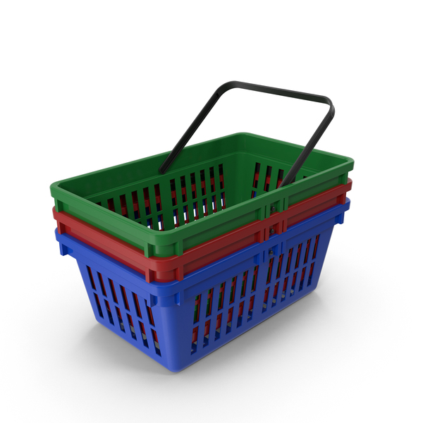 Shopping Baskets PNG & PSD Images