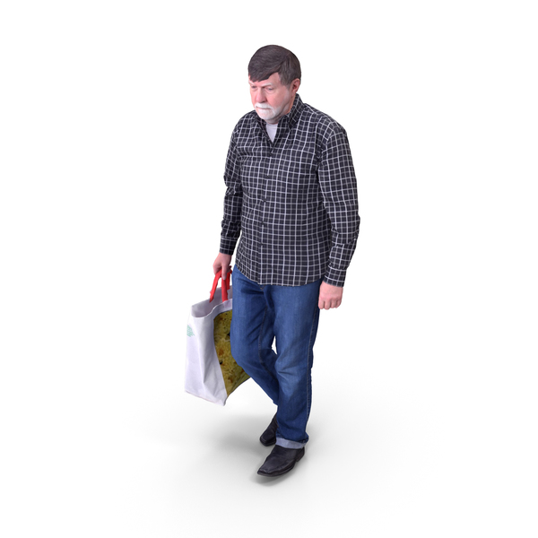 Shopping Man PNG & PSD Images