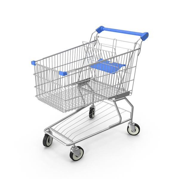 Shopping Trolley PNG & PSD Images