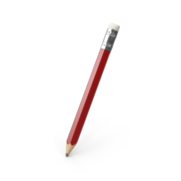 Short Pencil PNG & PSD Images