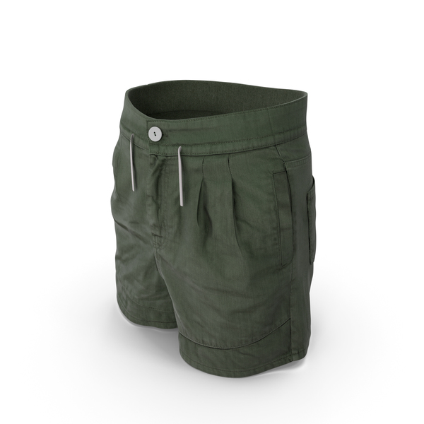 Shorts Green PNG & PSD Images