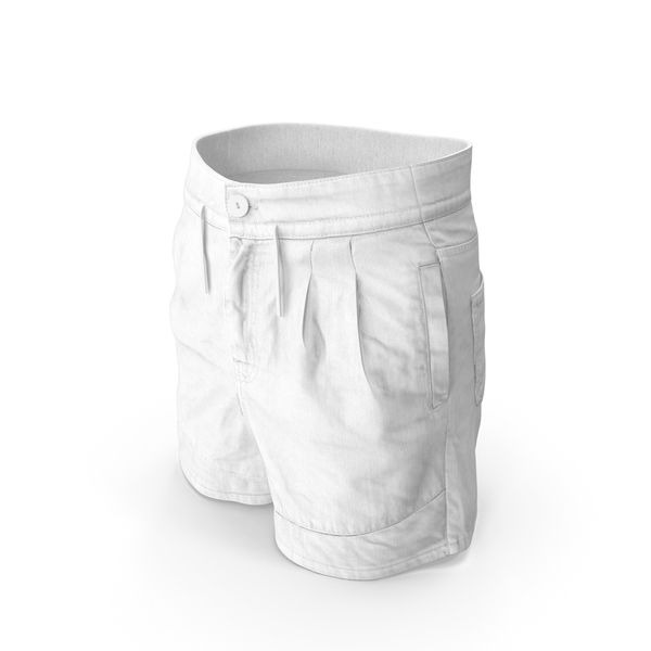 Shorts White PNG & PSD Images