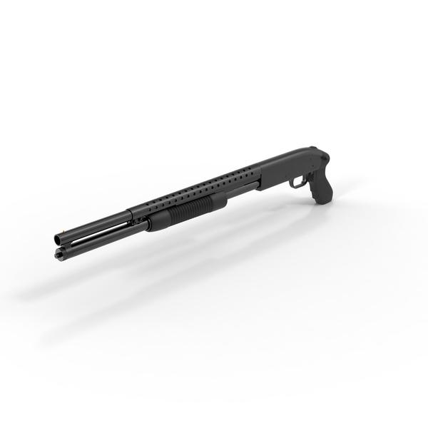 Shotgun Object