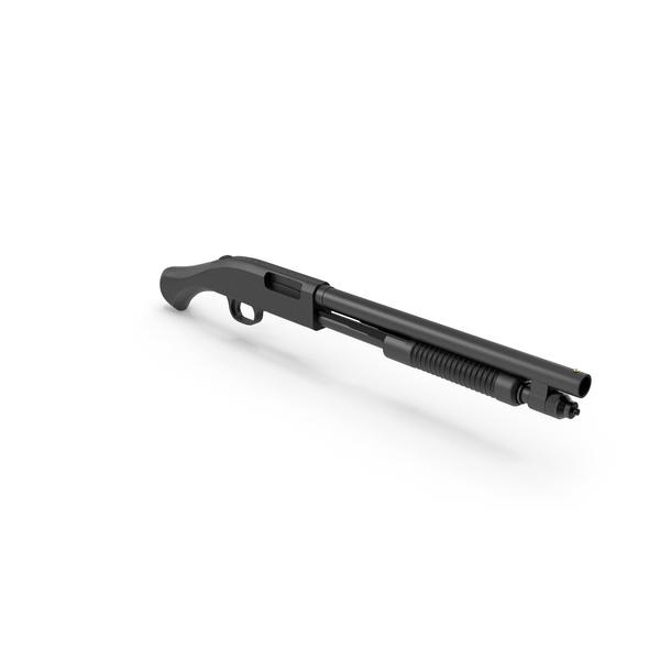 Shotgun Mossberg 590 Shockwave PNG & PSD Images