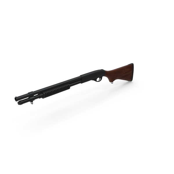 Shotgun Wood PNG & PSD Images