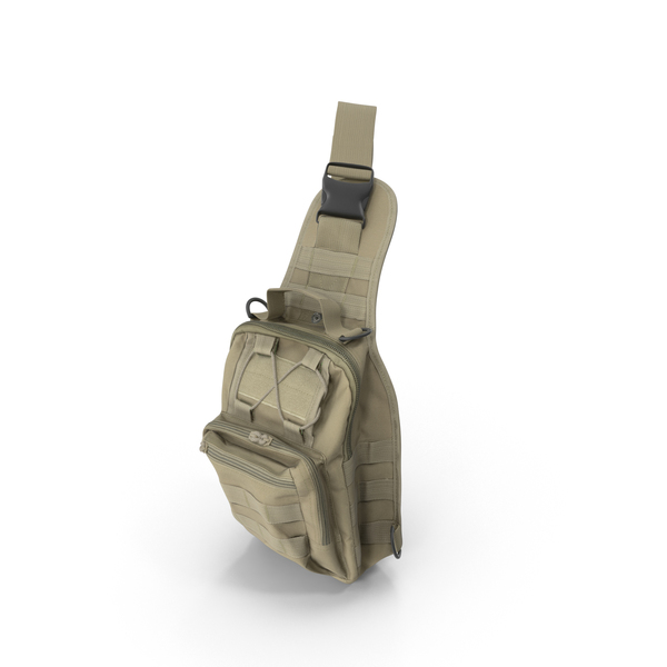Shoulder Bag Coyote PNG & PSD Images