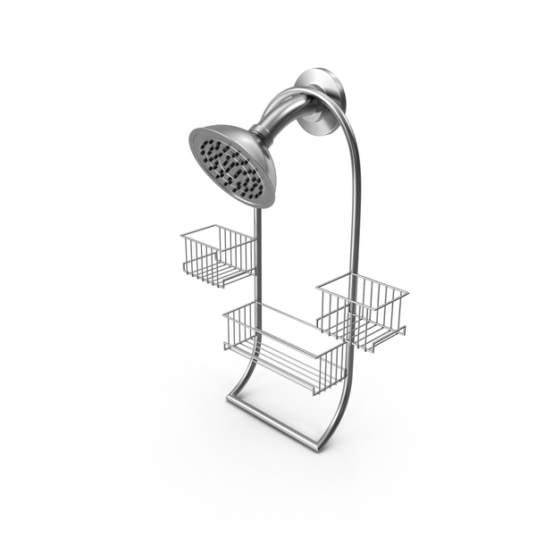 Showerhead: Shower Organizer PNG & PSD Images