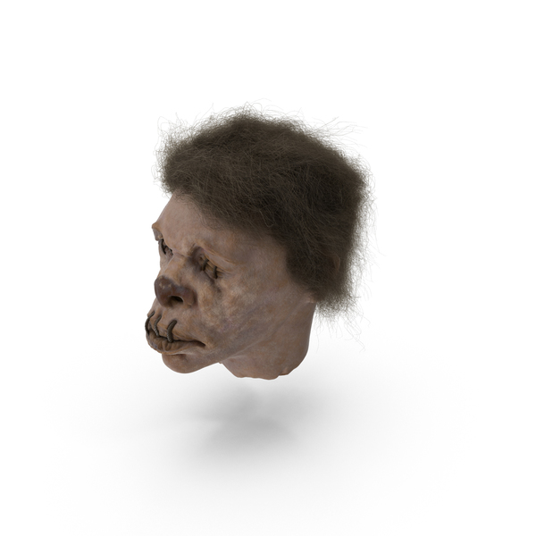 Shrunken Head PNG & PSD Images