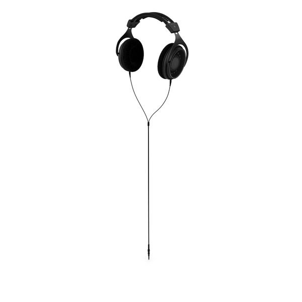 Shure SRH1840 Headphones PNG & PSD Images