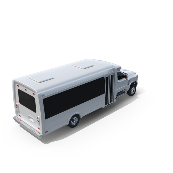 Shuttle Bus PNG & PSD Images