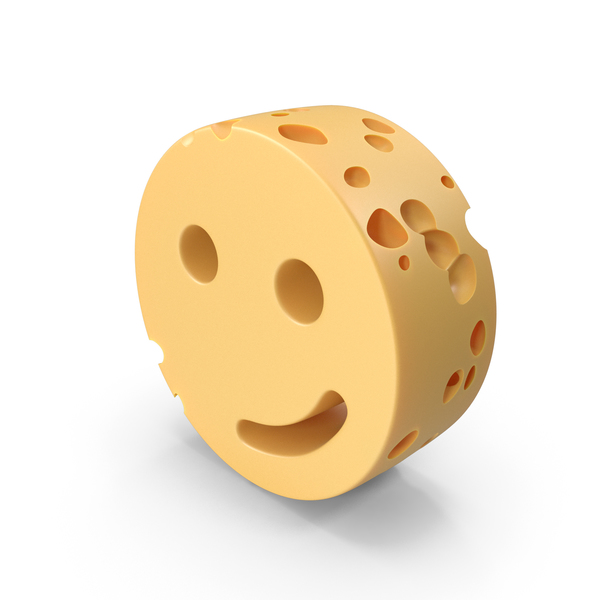 Side Smiley Face Cheese PNG & PSD Images