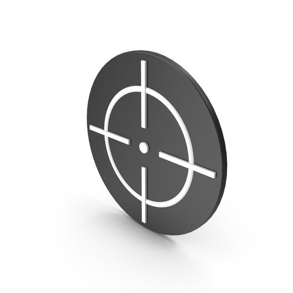 Crosshair: Sight Icon PNG & PSD Images