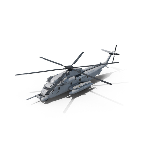 Sikorsky MH-53 Pave Low USAF Object
