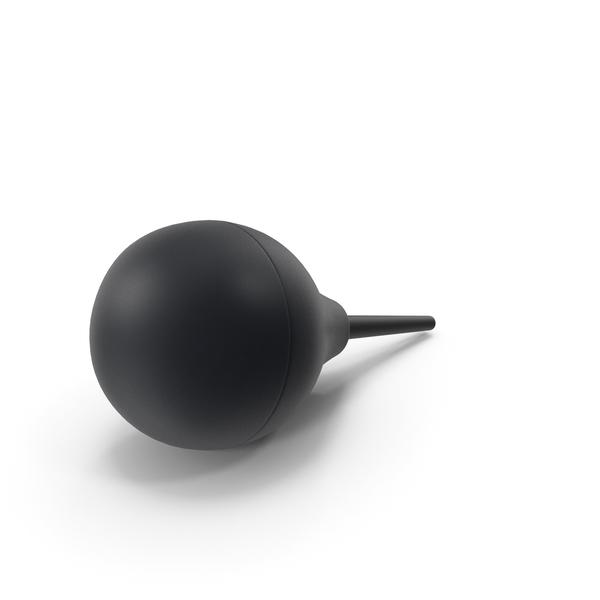 Silicone Bulb Enema Syringe PNG & PSD Images