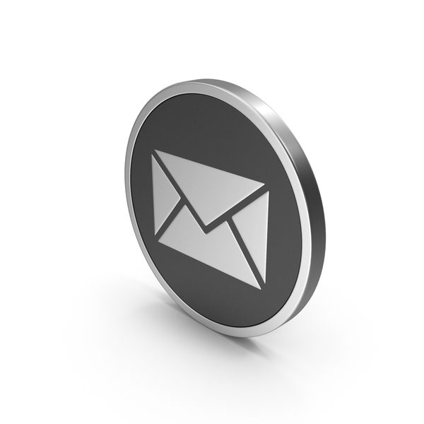 Logo: Silver Icon Message PNG & PSD Images