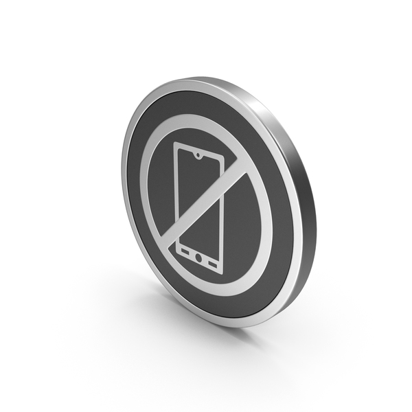 Logo: Silver Icon No Mobile PNG & PSD Images