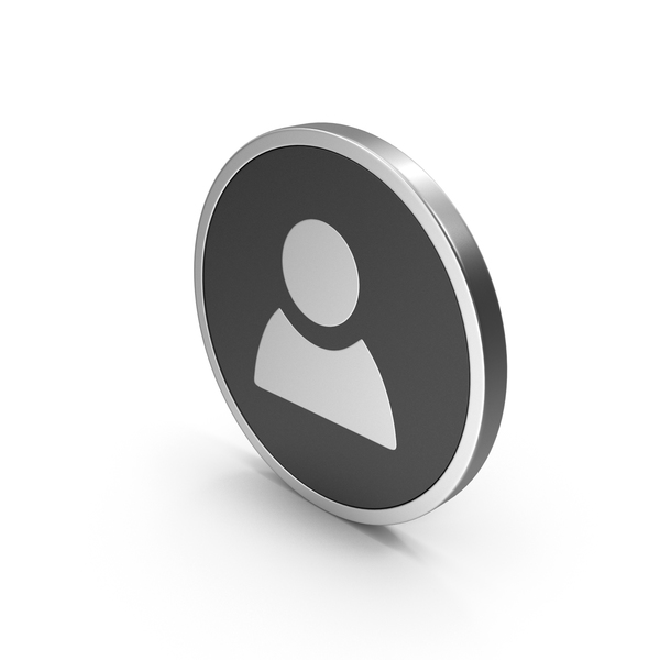 Logo: Silver Icon People PNG & PSD Images