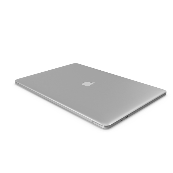 Silver Macbook PNG & PSD Images