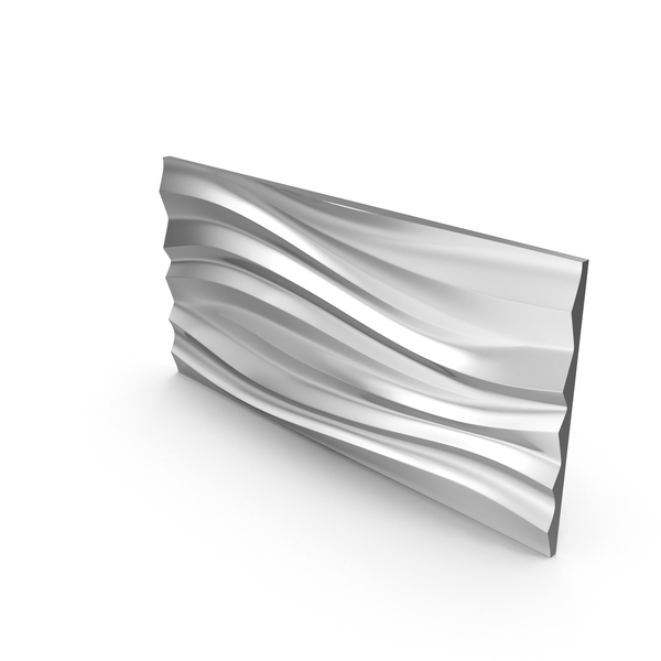 Silver Panel Wave PNG & PSD Images