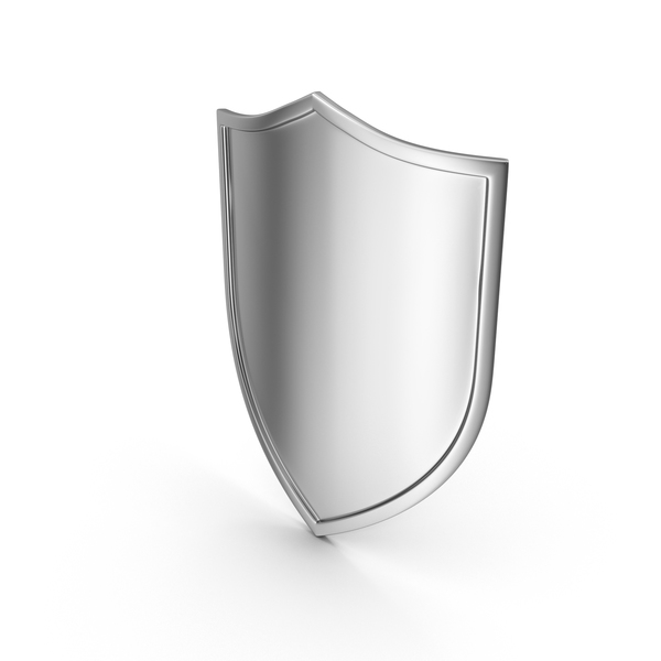 Silver Shield PNG & PSD Images